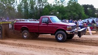 Outlaw 4x4 Trucks at Blackstone VA April 20 2019