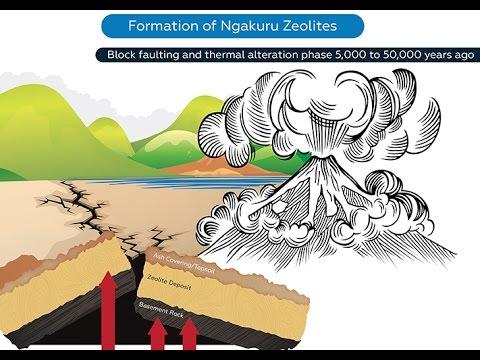 Blue Pacific Minerals Zeolite