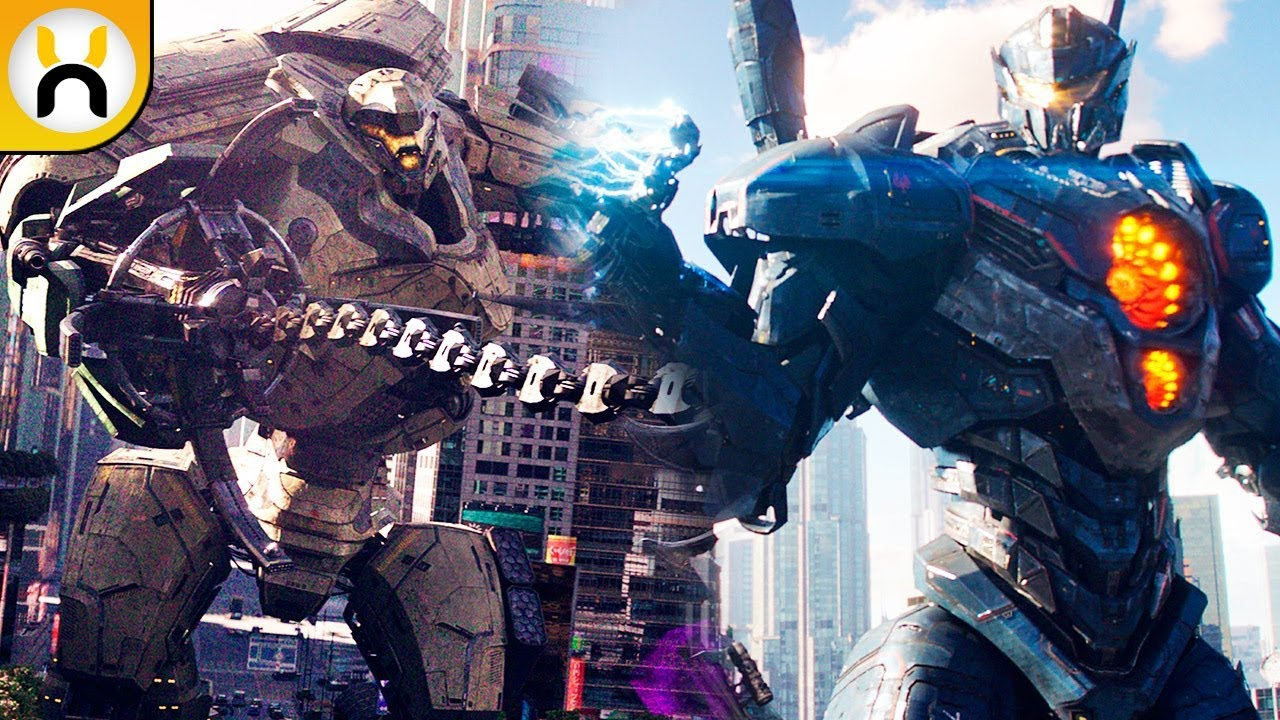 Pacific Rim Uprising FIRST LOOK Images Reveal Massive Action