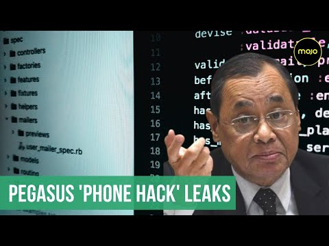 Pegasus Phone Leaks