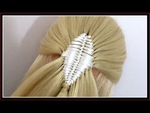 THE DIAMOND BRAID HAIRSTYLE / HairGlamour Styles /  Hair thumbnail