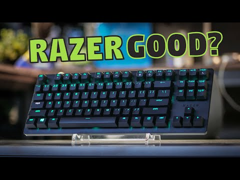 Are Razer's New Mechanical Keyboards Any Good?