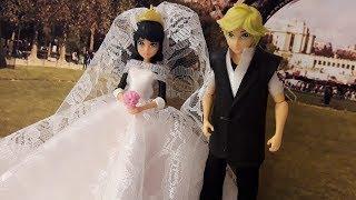 Свадьба Маринетт и Адриана!