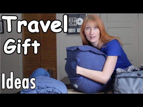 What's in my TRAVEL bag | GIFT Ideas