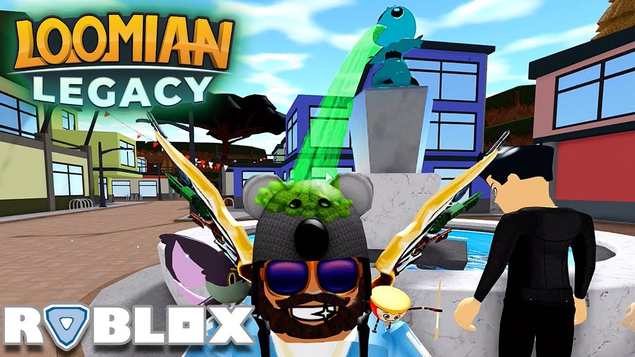 The BARFING Dripple!! | Loomian Legacy [#2] | Roblox