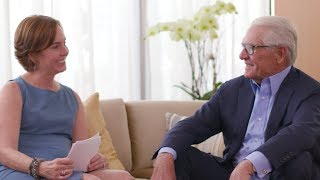 Chuck & Carrie: A personal conversation between father & daughter