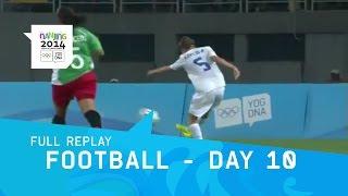 Football - Day 10 Women