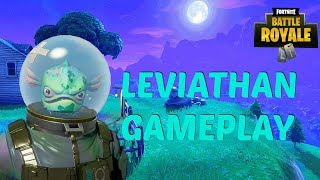 "Fortnite : ""Leviathan Skin Gameplay"" - Fortnite Dynamic Trio Returns"