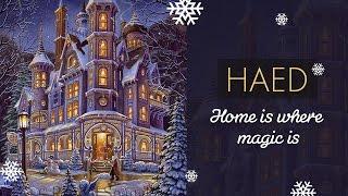"""Стоит ли вышивать ХАЕД? Мои советы и наблюдения.11 отчет """"Home is Where Magic Is"""". СП ХАЕД."""