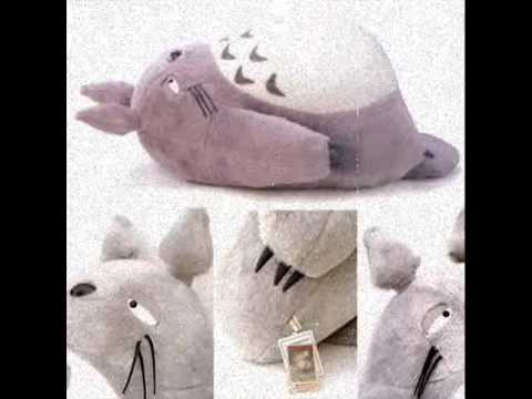 Giant Totoro Plush - YouTube 85765a87c4cd