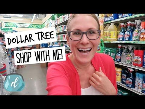 DOLLAR TREE SHOPPING VLOG! 💚 ORGANIZATION & MORE 💚 Spring/Summer 2017