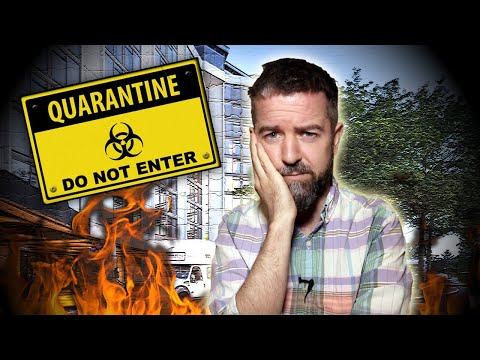 Strike At Quarantine Hotel Hell: Sexually Assaulted & Fired, This Is OUTRAGEOUS!!!