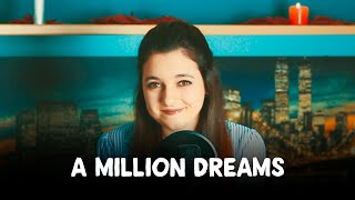 Download Lagu A Million Dreams - The Greatest Showman (Cover by Maria Miller) Mp3