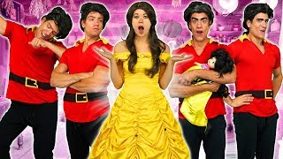 TOO MANY GASTONS! (What Will Belle and Gaston Do?) Totally TV Parody