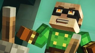 Minecraft: Story Mode — Episode 2: Assembly Required - MAGNUS [FULL]