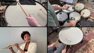 Allison Loggins-Hull & Sandbox Percussion: Hammers
