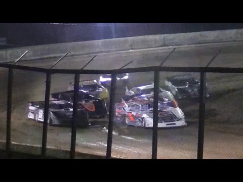 ULMS Super Late Model Heat One | Eriez Speedway | September Sweep | 9-23-16