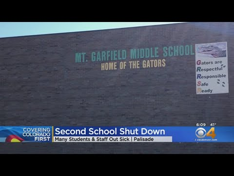 Mount Garfield Middle School Closed Tuesday