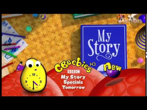 CBeebies on BBC Four Continuity