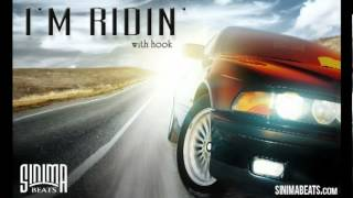 Download I'M RIDIN' with hook (Dubstep Instrumental with wobble bass) Sinima Beats MP3 song and Music Video