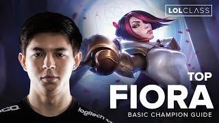 Fiora Top Guide with TSM Hauntzer - Season 6 | League of Legends