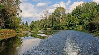 Река Псел, места отдыха и рыбалки от Балаклии до Остапья