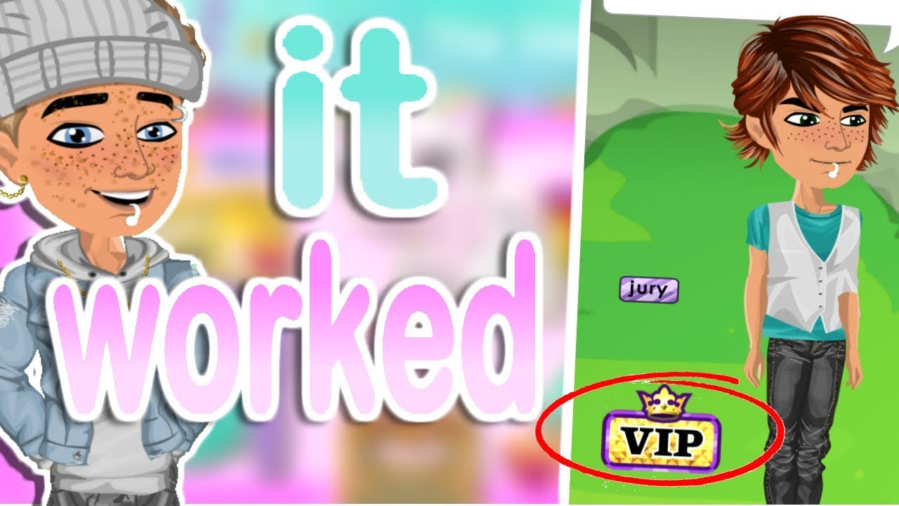 TRYING FREE VIP TUTORIALS BY MSP YOUTUBERS! *IT WORKED*