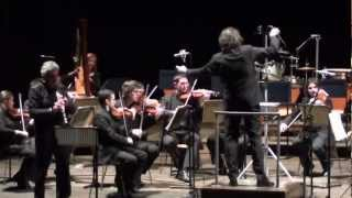 Copland Clarinet Concerto with Eddie Daniels and Roberto Molinelli