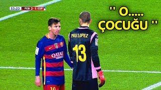 Lionel Messi'den Gerçekten Nefret Eden 10 Futbolcu