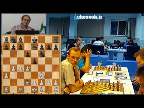 مسابقات شطرنج جام پایتخت دور هشتم قسمت اول chessok.ir