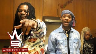 "El Hitta Feat. FBG Duck & Jucee Froot ""Sacrifice"" (WSHH Exclusive -)"