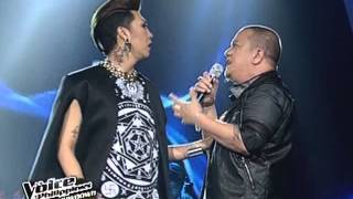 The Voice Philippines Finale: Lea Salonga and Mitoy