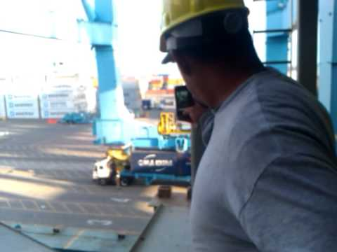 Lash at Maersk