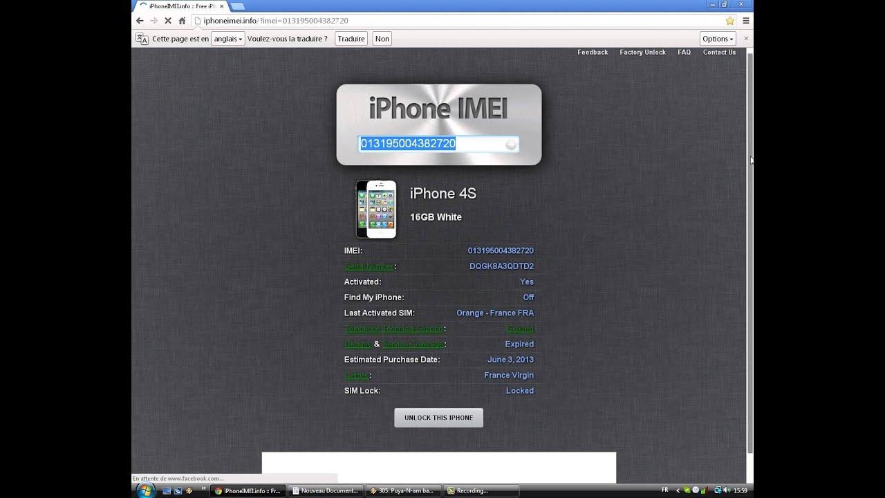 Dove trovare il numero di serie o IMEI su iPhone, iPad o iPod touch