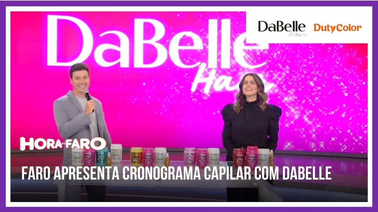 Faro apresenta cronograma capilar com DaBelle