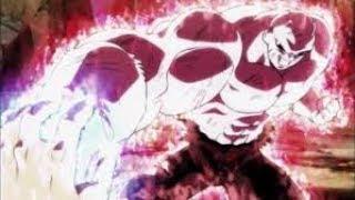 Goku perfect ultra instinctif vs jiren (AMV) bad wolves zombie Video