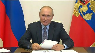 Фото «Больше, чем просто средство общения»: Путин назвал русский язык основой национальной идентичности
