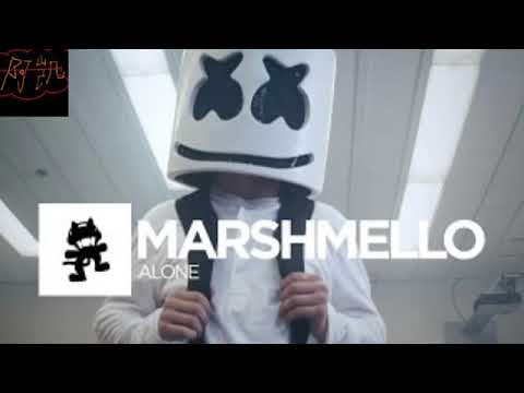 MARSHMELLO ALONE//8D SURROUND SOUND//USE HEADPHONES FOR THE EFFECT