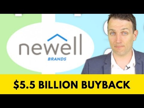 STOCK ANALYSIS - NEWEL BRANDS - CARL ICAHN STOCK