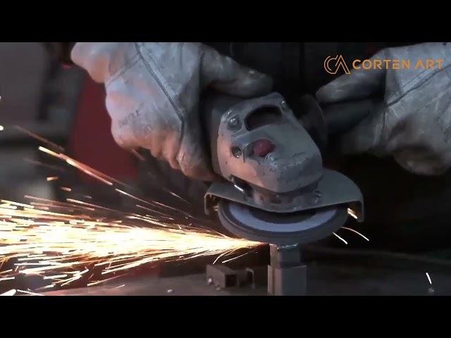 Corten Art Šabac - Proizvodnja ostalih čeličnih proizvoda i lasersko rezanje