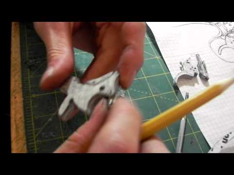 Paper Revolver Pt. 2: The Paper Clip Method