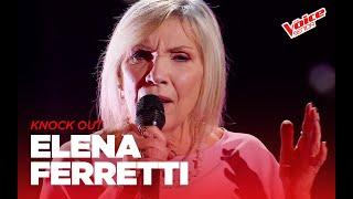 """Elena Ferretti """"Come saprei"""" - Knockout - Round 1 – The Voice Senior"""