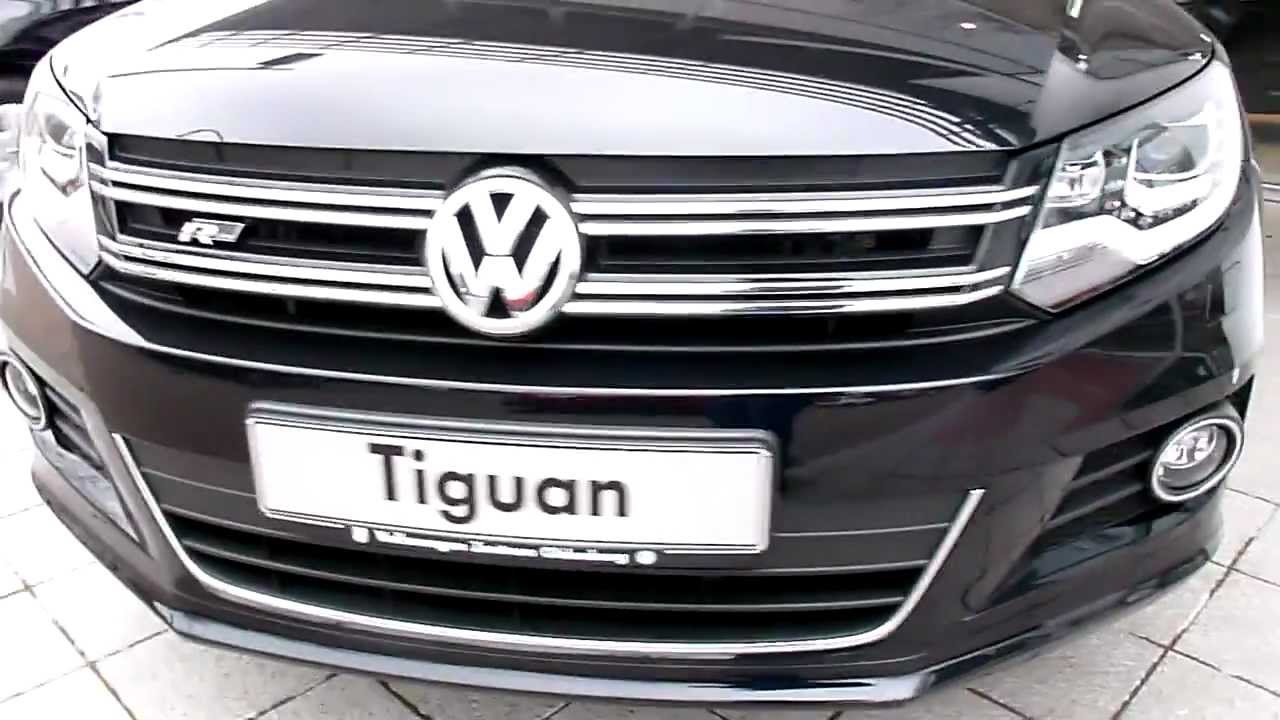 2012 vw tiguan 2 0 tdi r line 4motion see also playlist youtube. Black Bedroom Furniture Sets. Home Design Ideas
