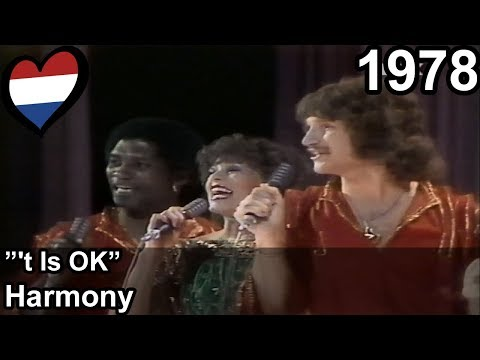 Eurovision 1978 – Netherlands – Harmony – 't Is OK