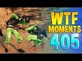 PUBG Daily Funny WTF Moments Highlights Ep 405