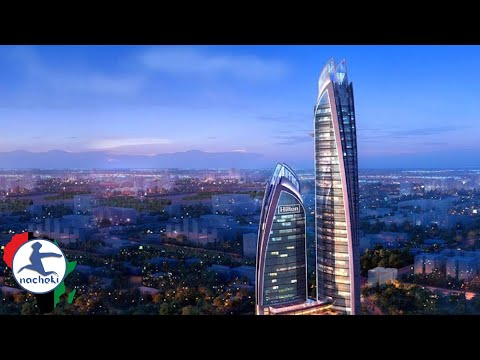 Africa is Constructing its Tallest Building in History in Kenya