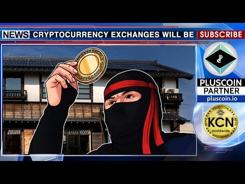 Checking the Japanese cryptocurrency exchanges