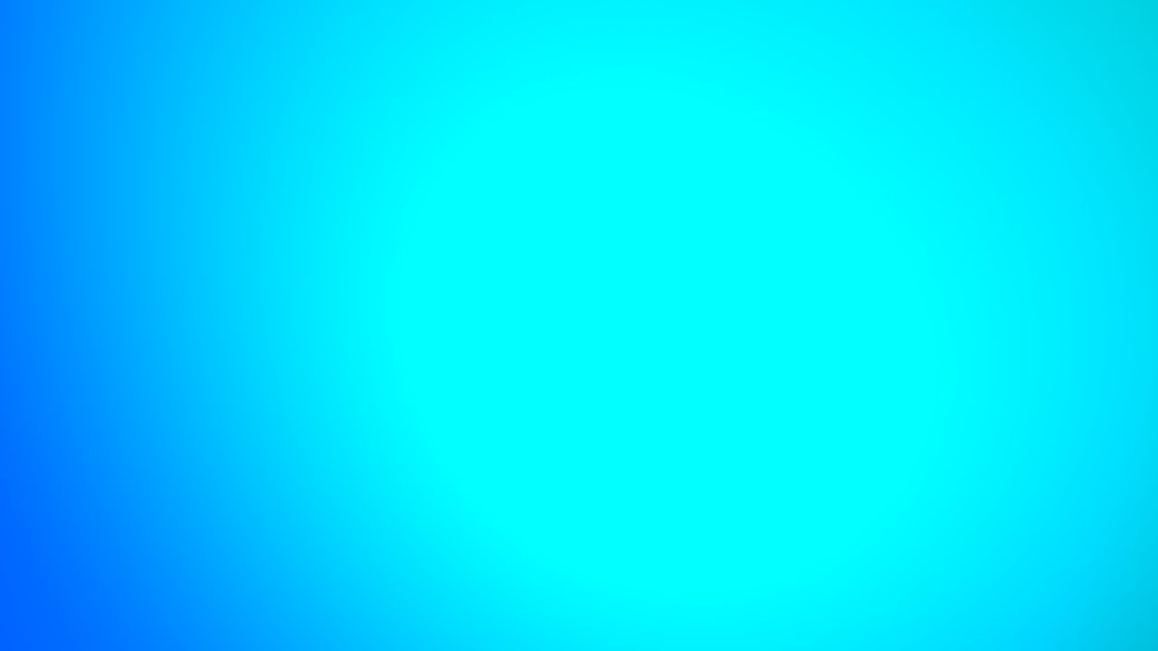 simple blue ambient color - hd animated background #40 - youtube