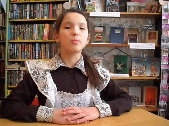 Изображение предпросмотра прочтения – ТатьянаАлександрова читает произведение «Старуха дверь закрой» С.Я.Маршака