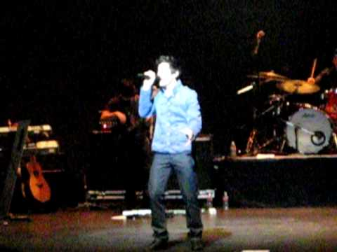David Archuleta - Other Side of Down 12-03-10